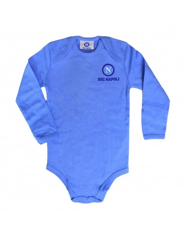 ROMPER SUIT BLUE LS
