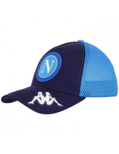 SSC NAPOLI BASEBALL HAT 1926 LIGHT BLUE