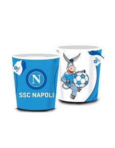 SSC NAPOLI PLASTIC BASKET