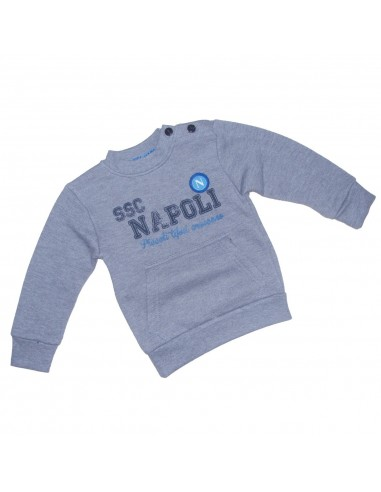 BABY SWEATSHIRT GREY INFANT