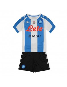 KIT NAPOLI KIDS SPECIAL EDITION 2020/2021