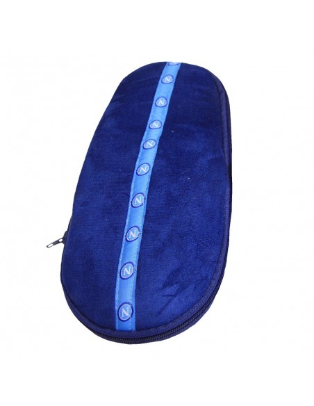 TRAVEL SLIPPERS BLUE