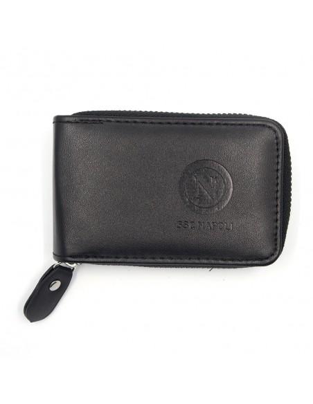 BLACK CREDIT CARD HOLDER SSC NAPOLI