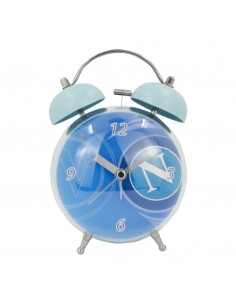 NAPOLI BLUE ALARM CLOCK