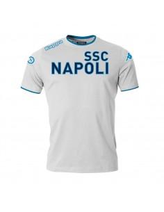 T-SHIRT ANNIVERSARY WHITE SSC NAPOLI
