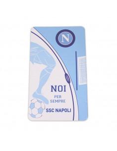 TIN BOX WITH PASTEL SSC NAPOLI