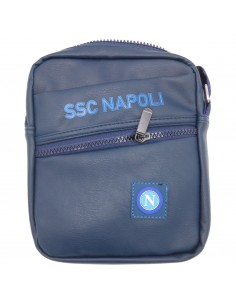PURSE OF NAPLES BLUE NAVY LETTERING