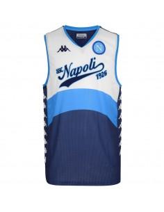 SSC NAPOLI BASEBALL TANK 1926 BLUE