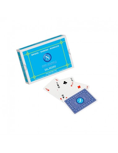 SSC NAPOLI FRENCH PLAYING CARDS