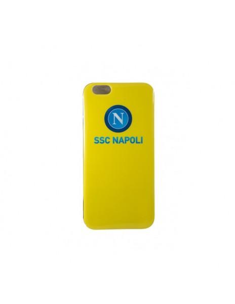 COVER GIALLA E PELLICOLA I-PHONE 5 6 6 PLUS