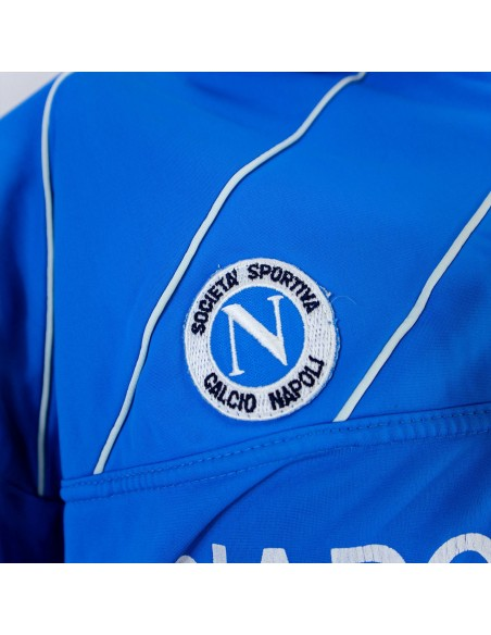 GIACCA SSC NAPOLI MARS ENNERRE 1988/1989
