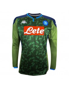 SSC NAPOLI MILITARY AWAY ML JERSEY 2019/2020