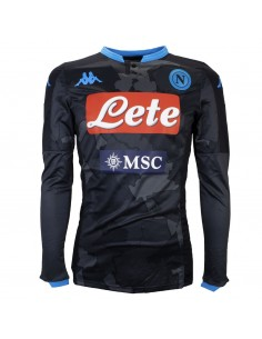 SSC NAPOLI CAMO DISTRICT LS JERSEY 2019/2020