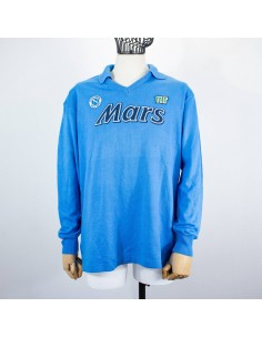 NAPOLI HOME JERSEY ENNERRE MARS LS 1989/1990
