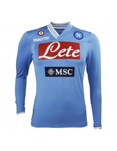 SSC NAPOLI SLEEVE HOME JERSEY 2012/2013
