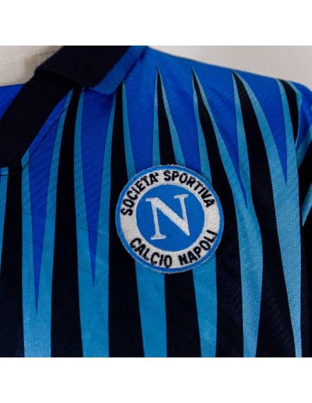 NAPOLI THIRD JERSEY LOTTO N10 BETO 1996/1997