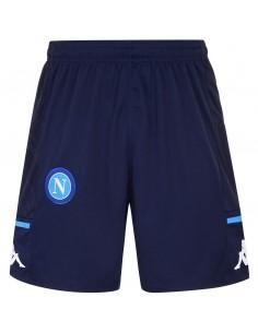 2020/2021 NAPOLI TRAINING SHORTS BLUE