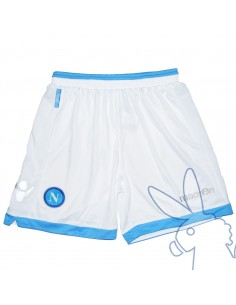 OFFICIAL HOME SHORTS WHITE CHAMPIONS 2013/2014