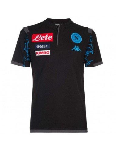 SSC NAPOLI POLO CAMO DISTRICT FOR KIDS 19/20