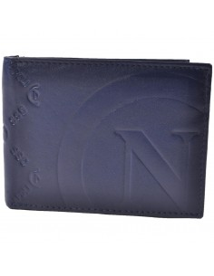 NAPOLI WALLET IN BIG LOGO LEATHER