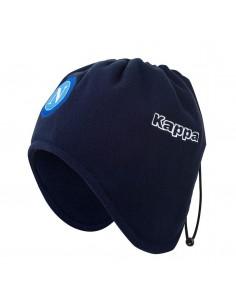 BLUE NECKWARMER HAT SSC NAPOLI