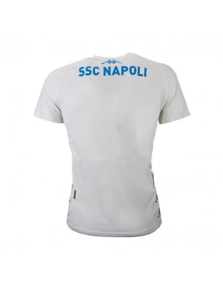 T-SHIRT STAFF BIANCA SSC NAPOLI 2016/2017