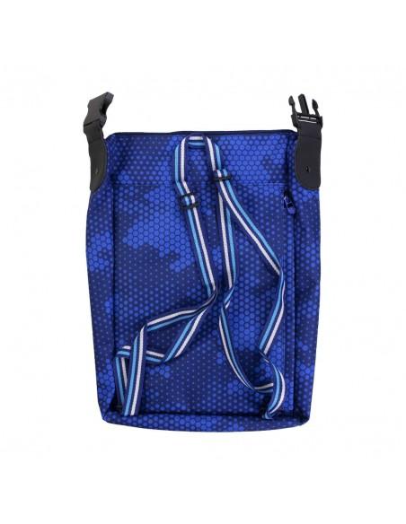 SEVEN BLUE NAPOLI SHOULDER BAG