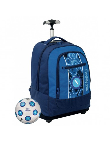 TROLLEY NAPOLI  BLUE SEVEN WITH BALL