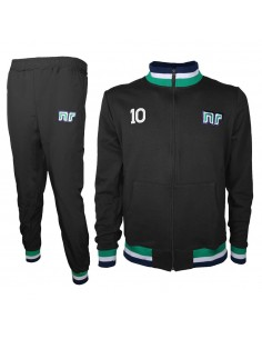 ENNERRE BLACK FITNESS TRACKSUITS