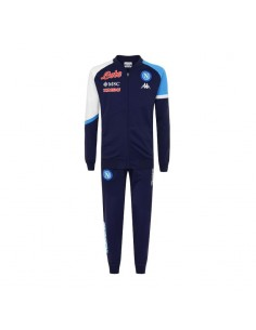 2020/2021 NAPOLI TRACKSUIT BLUE SPECIAL EDITION JUNIOR