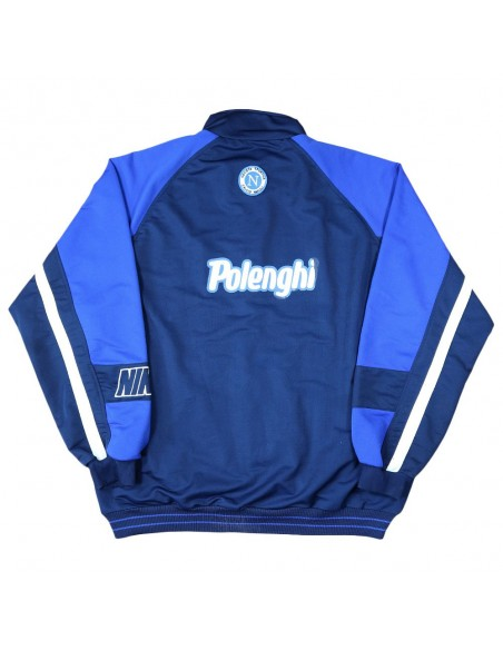 TUTA NAPOLI BLU NIKE POLENGHI 1997-99