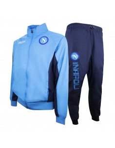 TRACKSUIT PRO TRAINING LIGHT BLUE 2017/2018