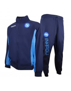NAPOLI TRACKSUIT TRAINING PRO BLUE 2017/2018