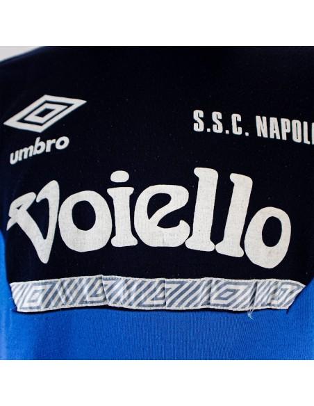 TUTA ALLENAMENTO NAPOLI UMBRO 1991/1992