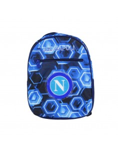 SMALL BACKPACK NAPLES BLUE SEVEN