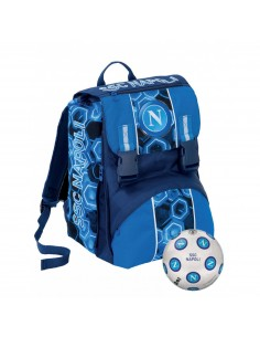 NAPOLI SEVEN BACKPACK DOUBLABLE WITH BALL