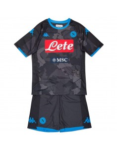 SSC NAPOLI KIT CAMO DISTRICT BABY 2019/2020