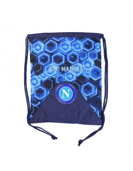 GYMSACK NAPOLI BLUE SEVEN