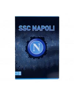 SSC NAPOLI BLUE COPYBOOK...