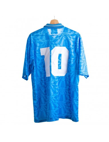 HOME NAPOLI JERSEY SS N10 1992/1993